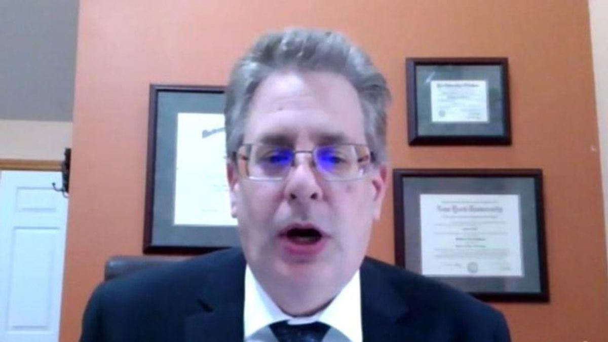 Trump-loving attorney investigated for fraud after raising big bucks for sketchy 'Kraken' lawsuits