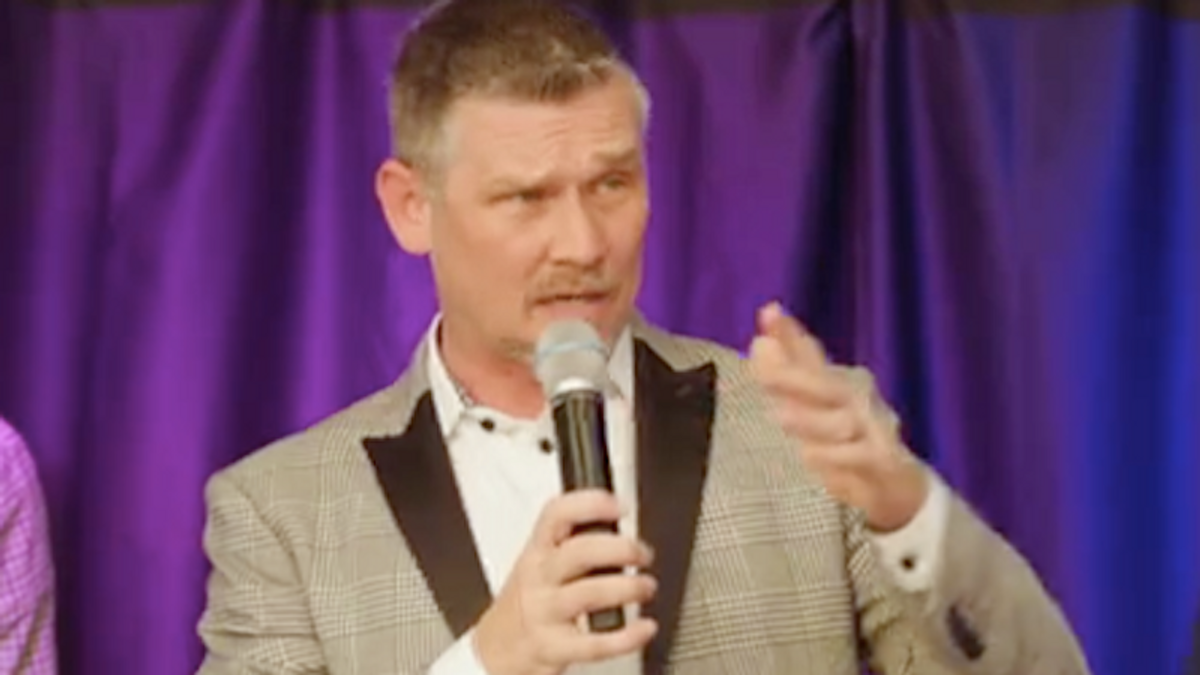 Right-wing Tennessee pastor bans masks inside his church: 'I'm sick of it!'