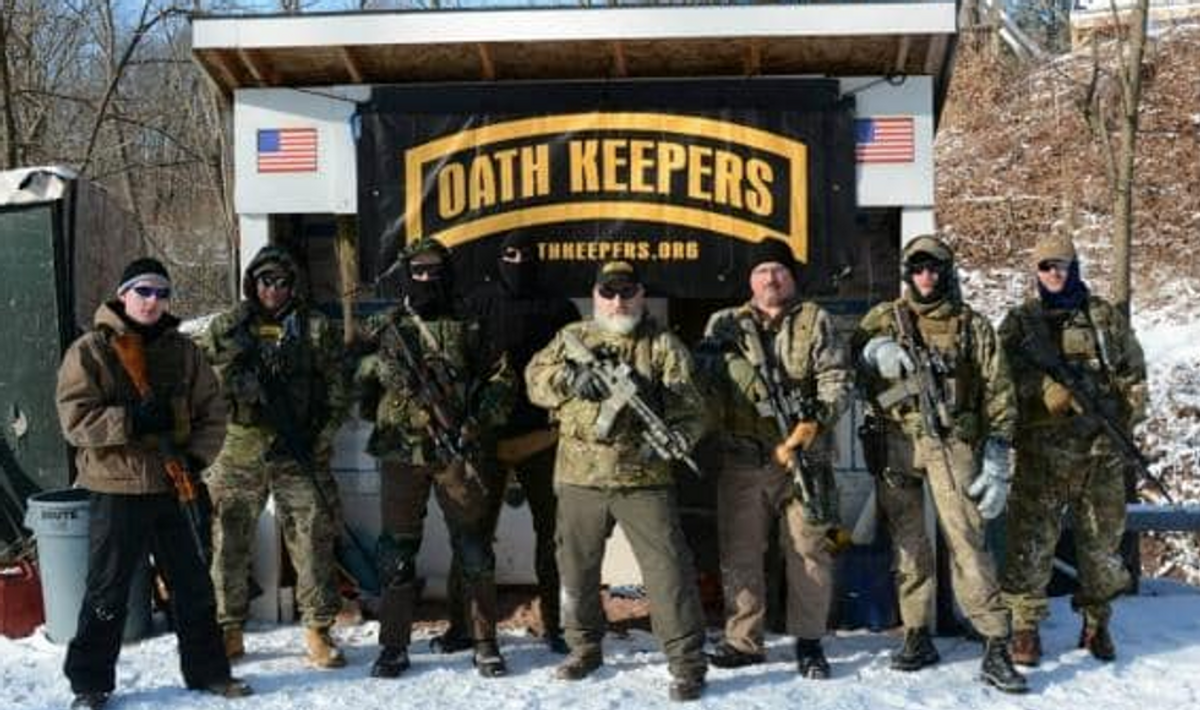 ADL investigation blows the lid off Oath Keepers 'abusing' tax system by posing as 'charitable' nonprofits