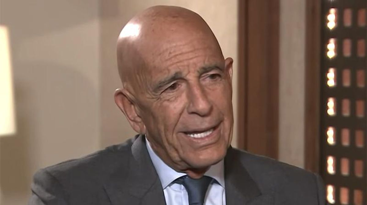 Legal expert: Trump pal Tom Barrack faces a key charge that could lead to his undoing