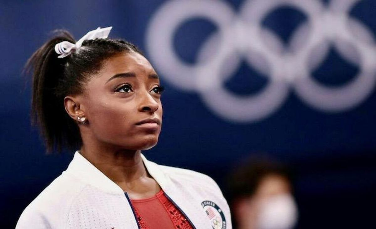 US gymnastics champion Simone Biles out of Tokyo Olympics after injury