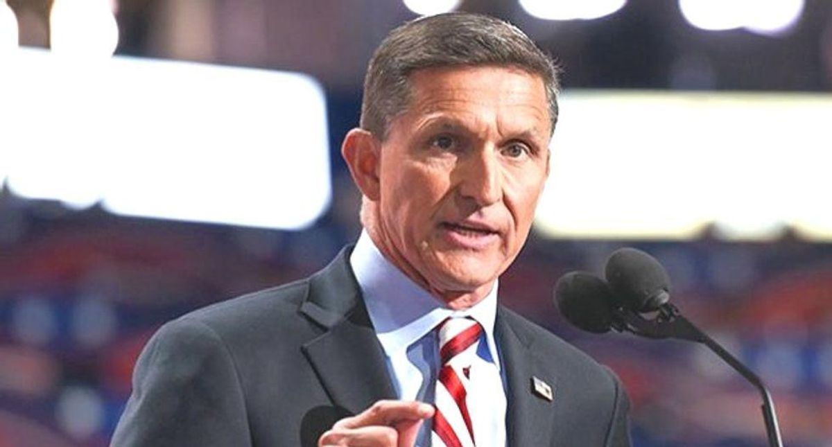 'Just insane': How did 'raging lunatic' Mike Flynn 'thrive' in the military for decades?