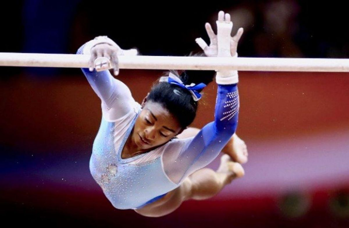 'Mental health' behind Simone Biles' shock Olympic team final exit