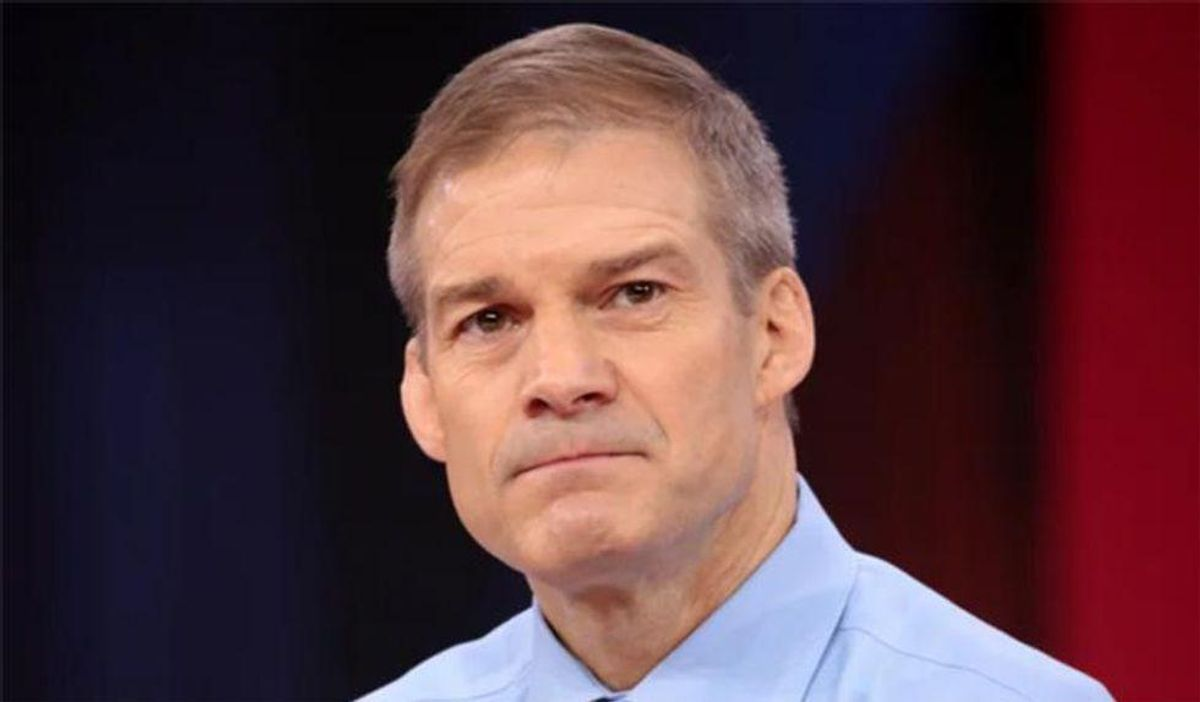 Jim Jordan 'may well be a material witness' for the Jan 6. House committee