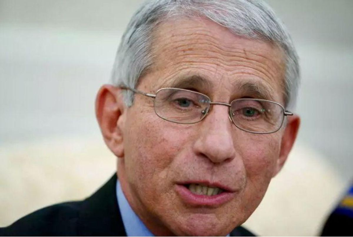 Anti-vaxxer arrested after threatening to 'beat, kill and lynch' Dr. Fauci: report