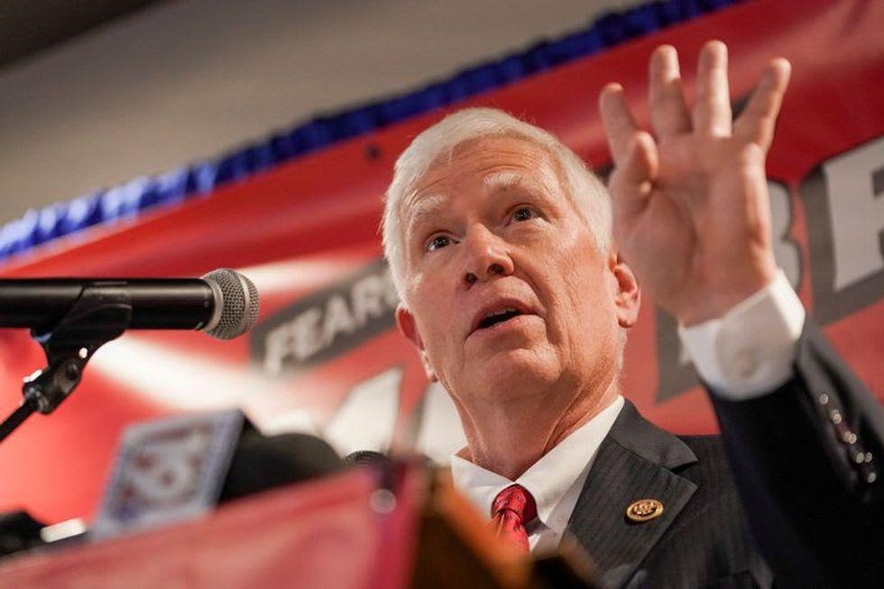 DOJ won't defend Republican lawmaker in Capitol riot lawsuit