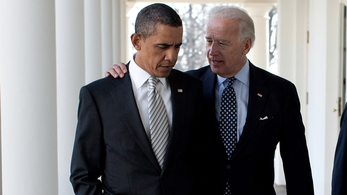 Barack Obama and Joe Biden are both more beloved than Donald Trump in new presidents survey