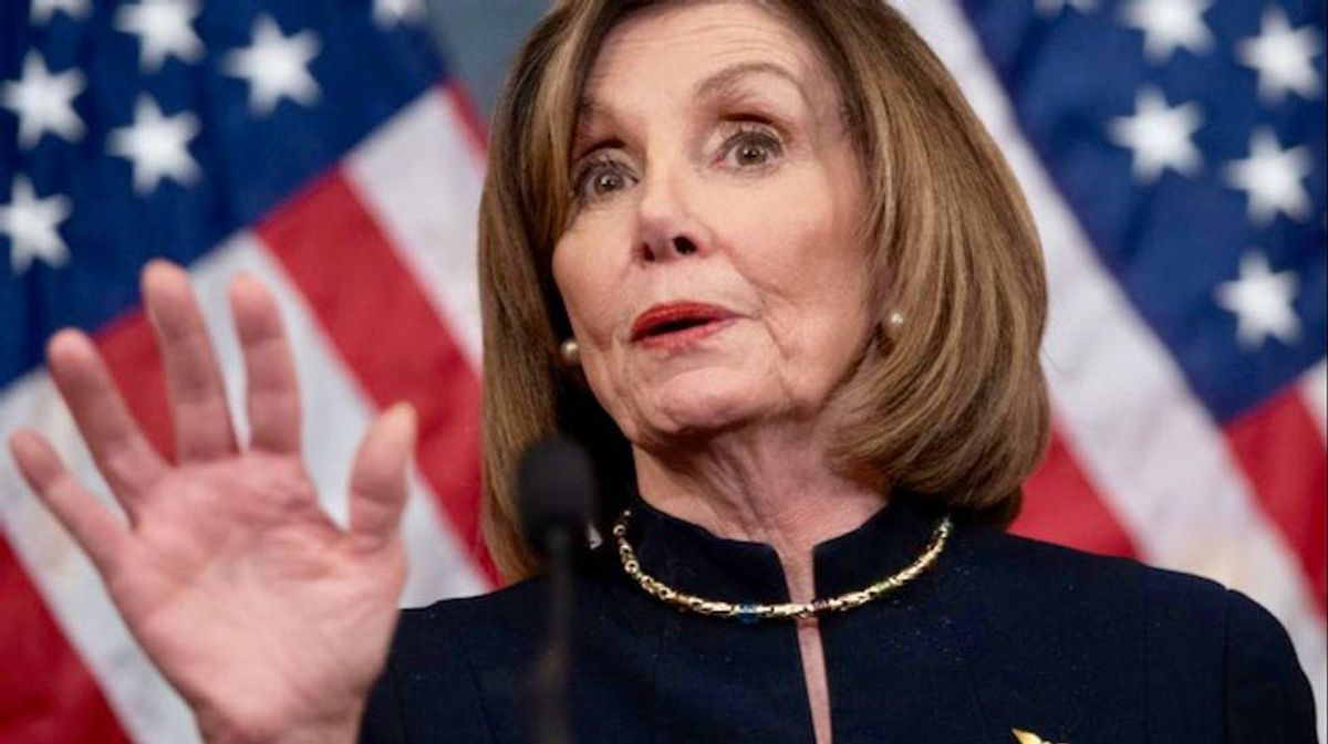 'He's such a moron': Nancy Pelosi mocks Kevin McCarthy for attacking congressional mask mandates