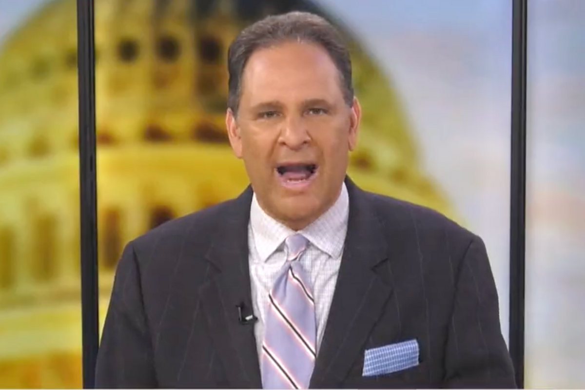 'Segregation is back!' Christian broadcaster drops hysterical rant about vaccine refusers being 'treated like lepers'