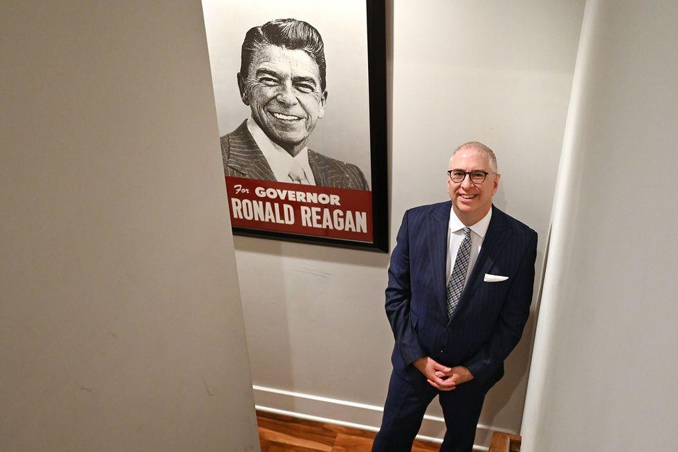 Anti-Trump Republican warns against 'MAGA extremists' in new Senate campaign