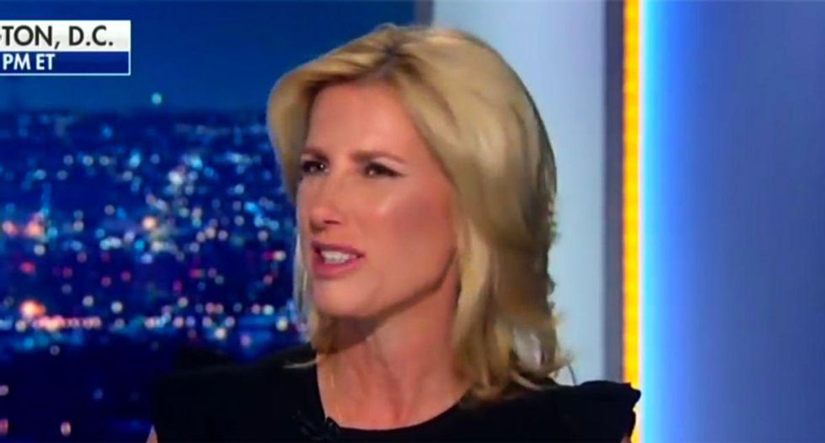 Laura Ingraham: Capitol police have no one to blame but themselves