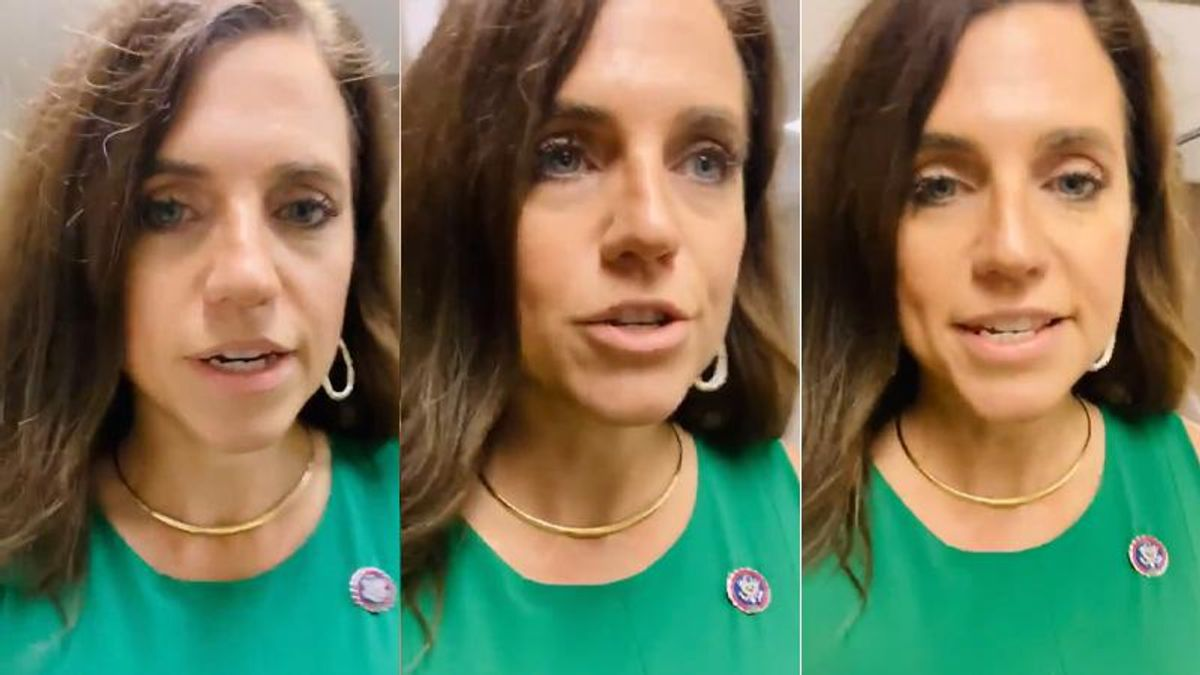 Republican posts video demanding Pelosi 'come and get' her for not wearing mask -- and it doesn't go well
