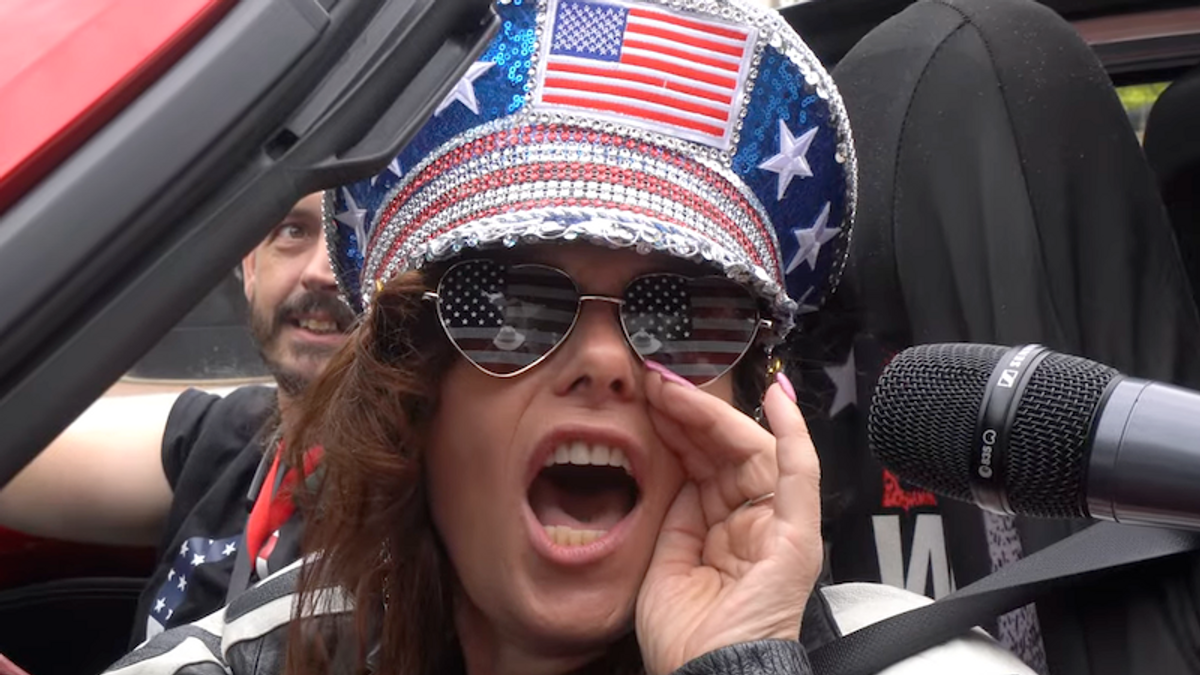 'We're in a war!' The bizarre beliefs of QAnon followers are detailed in this new video — which features Michael Flynn