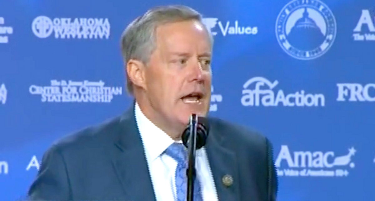 Trump and Mark Meadows's 'alarming and illegal acts' deserve DOJ investigation: watchdog