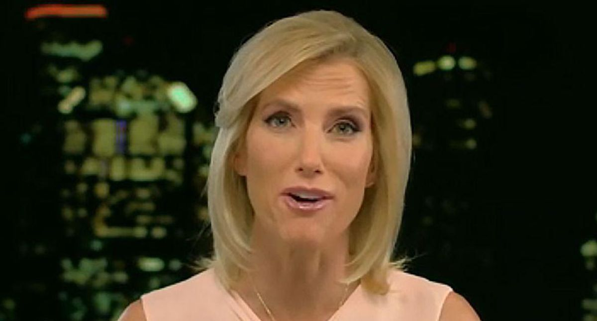 Capitol cop buries Laura Ingraham for 'puking out' lies on her 'trash' show about MAGA riots