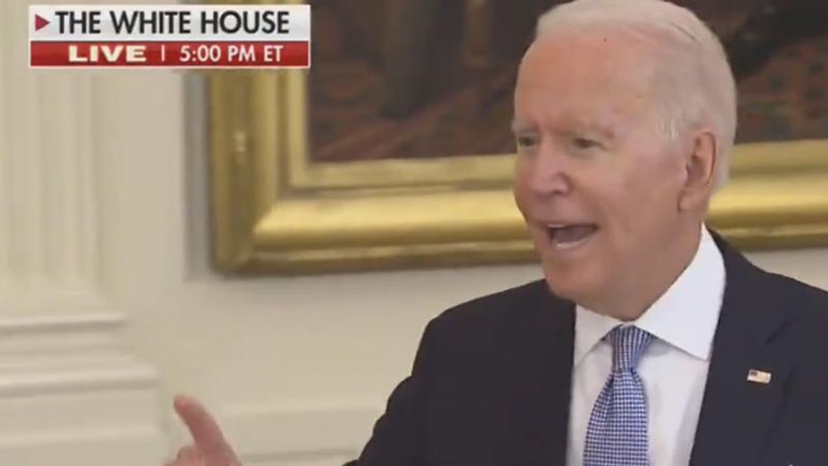 Fox's 'loathsome' Peter Doocy ridiculed after Biden flattens him after attempted COVID 'gotcha' question