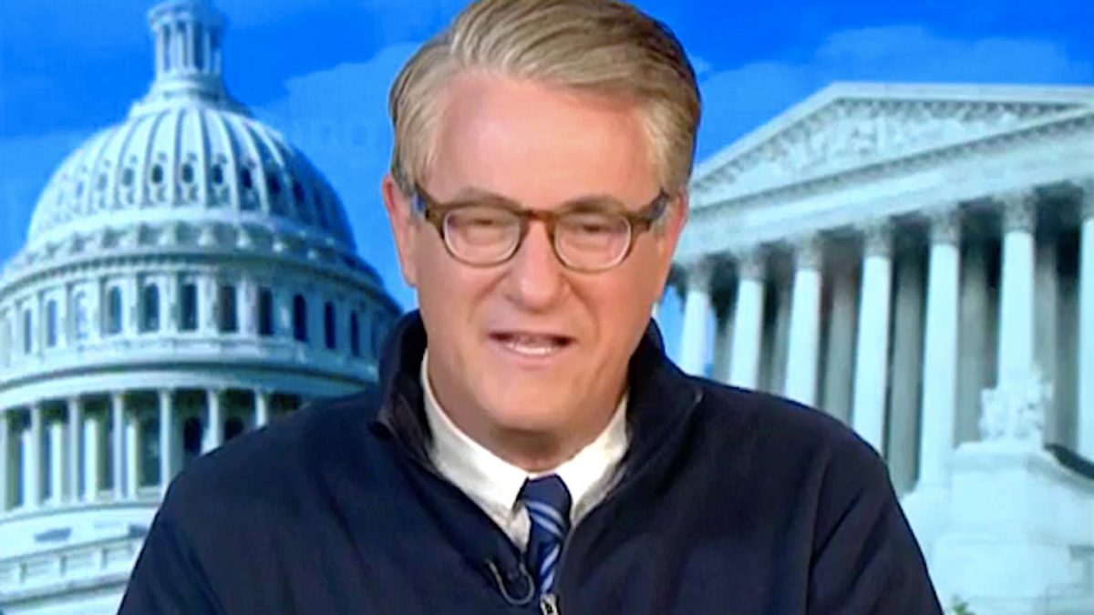 'Dumbest man in Washington': Morning Joe pounds Kevin McCarthy for anti-mask 'stunt'