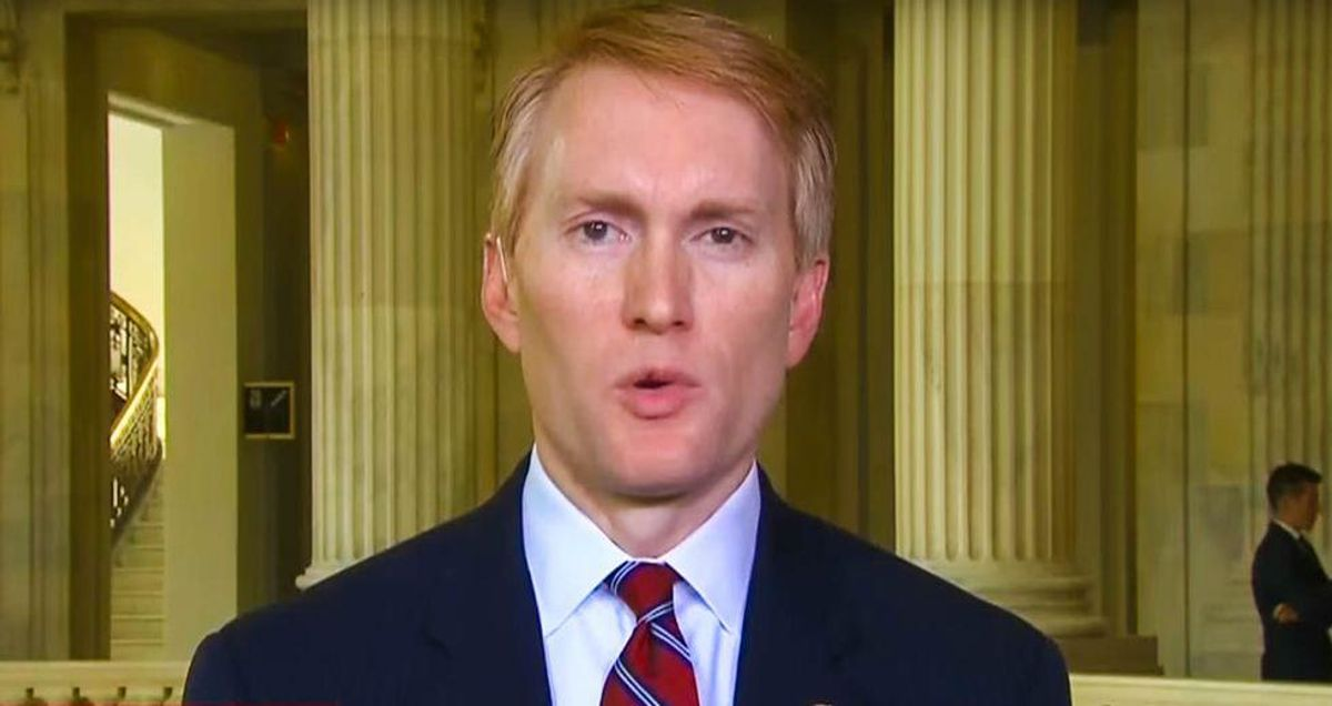 Embattled GOP senator suddenly has 'questions' about Biden's victory amid fierce MAGA backlash