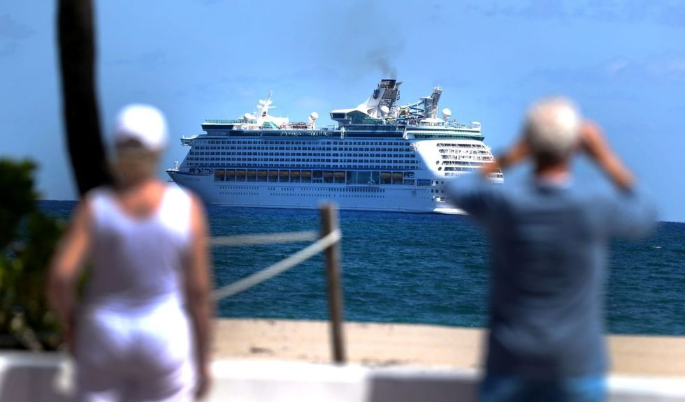 6 passengers test positive for COVID-19 aboard Royal Caribbean cruise ship