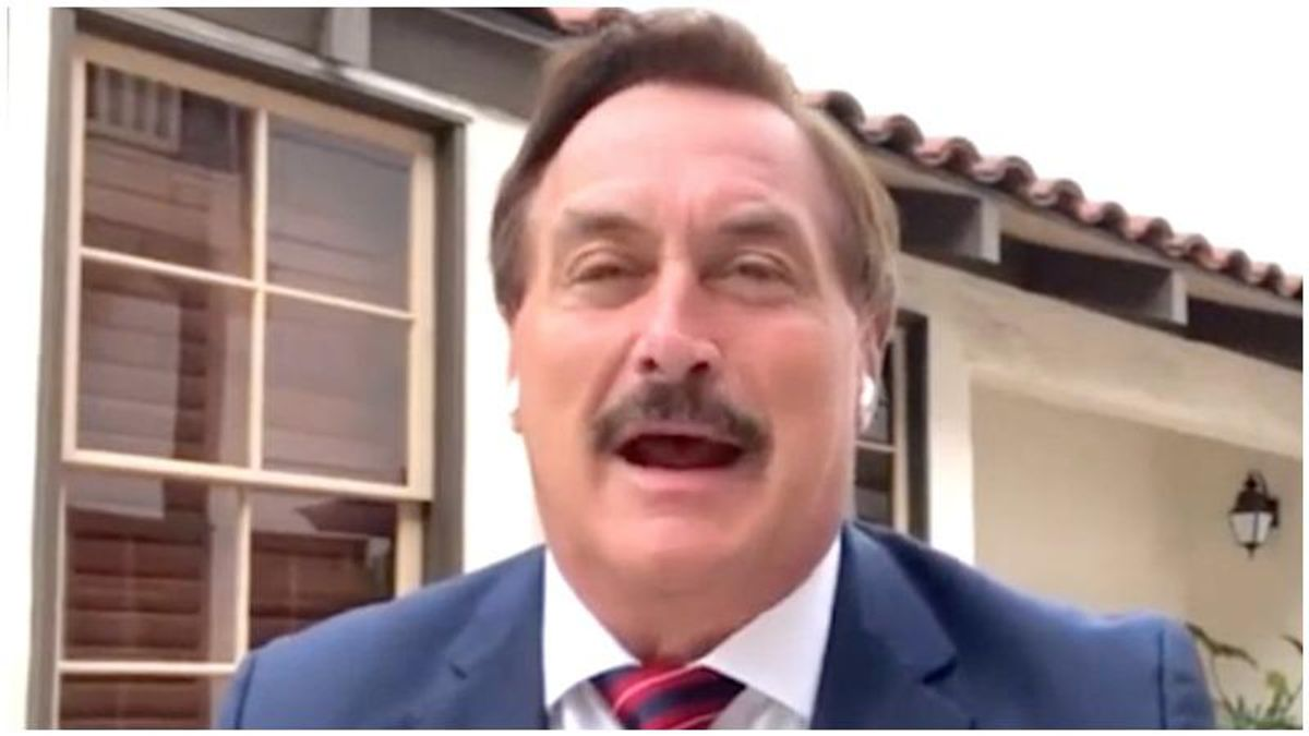 Mike Lindell unloads on Fox News in 10-minute meltdown: 'I can't let them keep hurting the country'