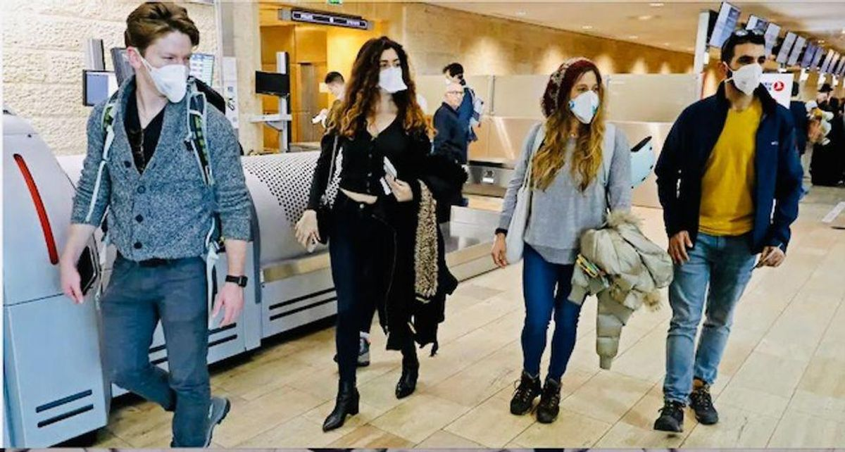 Businesses weigh asking customers to put masks back on in light of new CDC guidelines. 'For most people, this is a huge step backward'
