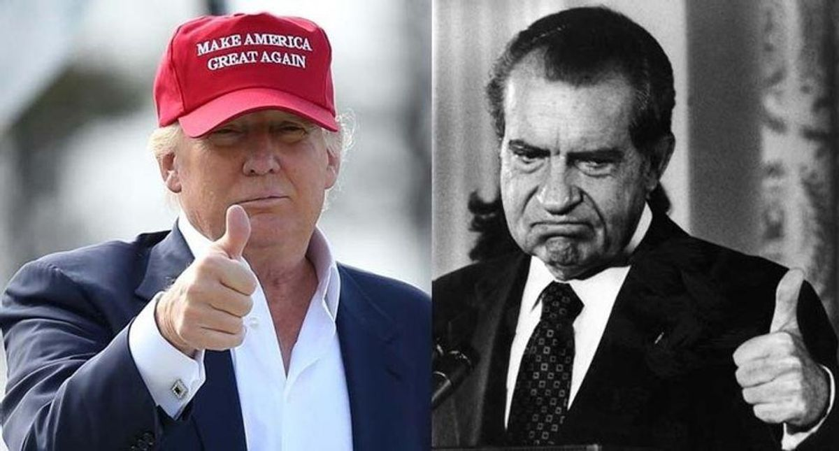 Bombshell DOJ notes on Trump's coup attempt 'worse than the Watergate smoking gun tape': analysis
