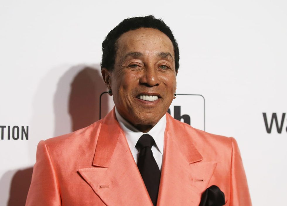 Smokey Robinson gratefully resumes touring after battling COVID-19: 'It was touch and go,' says Motown legend
