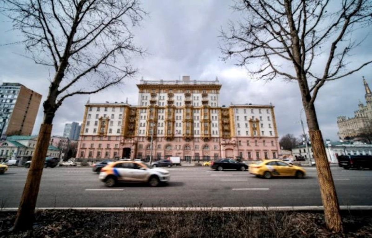 US says Moscow forcing it to fire Russian embassy employees