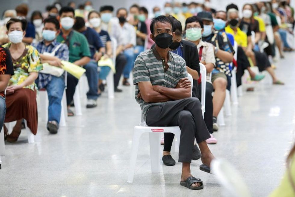Delta variant rampant in Asia; Tokyo, Thailand, Malaysia post record COVID infections