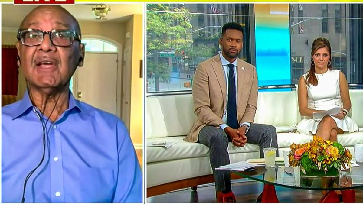 Fox News guest: 'I prefer the old-fashioned racism' of lynchings and Jim Crow