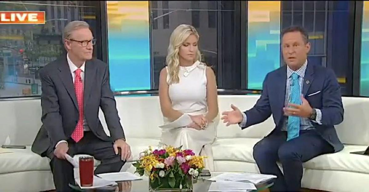 Fox News host serves up vaccine meltdown: Not the federal government's job to protect anybody