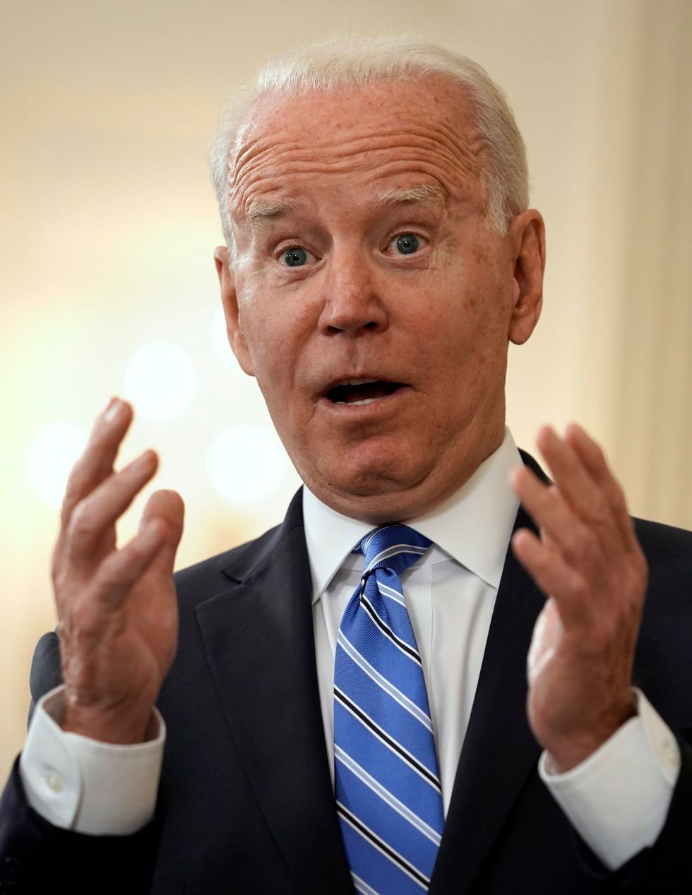 Biden vows to tame inflation and boasts of new economic boom: 'We will remain vigilant'