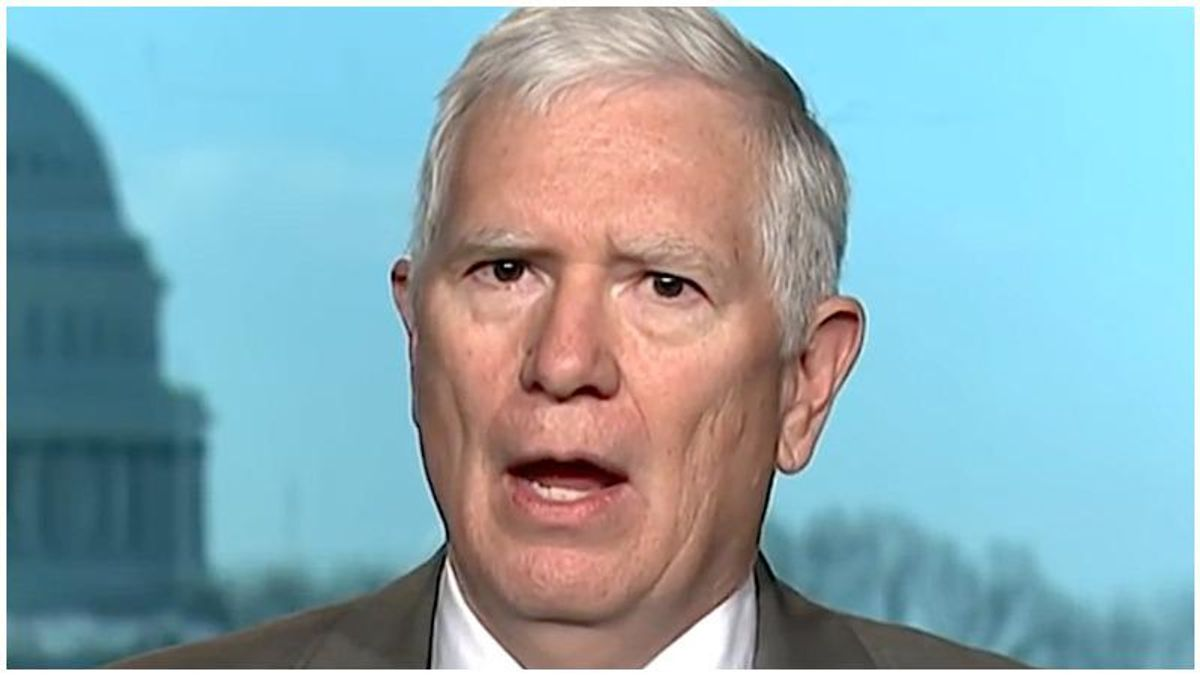 Republican Mo Brooks claims masks might cause cancer as he fumes over military vaccination rules