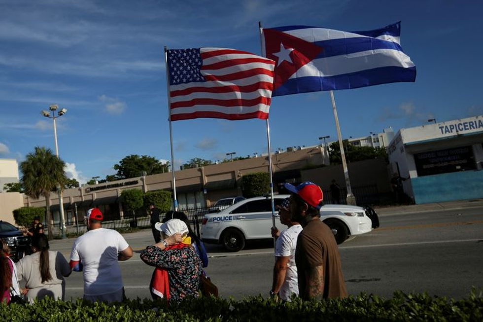 U.S. expected to take initial steps soon in aftermath of Cuba protests: officials