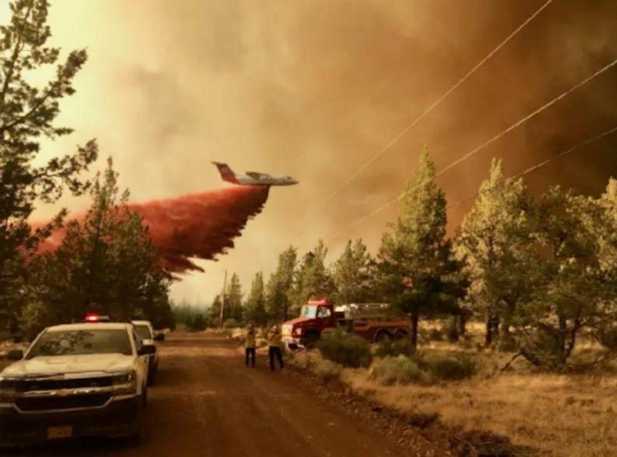 Western Canada declares fire emergency as evacuations climb