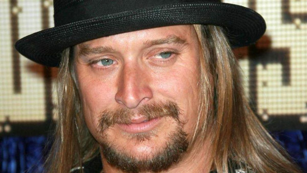 Kid Rock donation fuels 'civil war' among College Republicans -- threatening 'disarray' heading into 2022