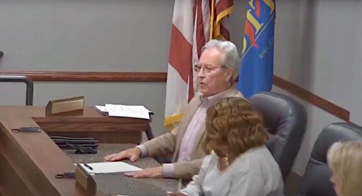 White Alabama Republican calls Black city council colleague 'N' word and refuses to apologize or resign