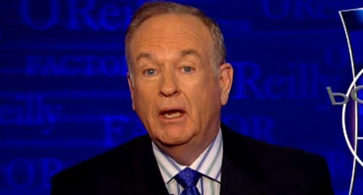 Bill O'Reilly freaks out after his sexual harassment accuser is booked to appear on 'The View'