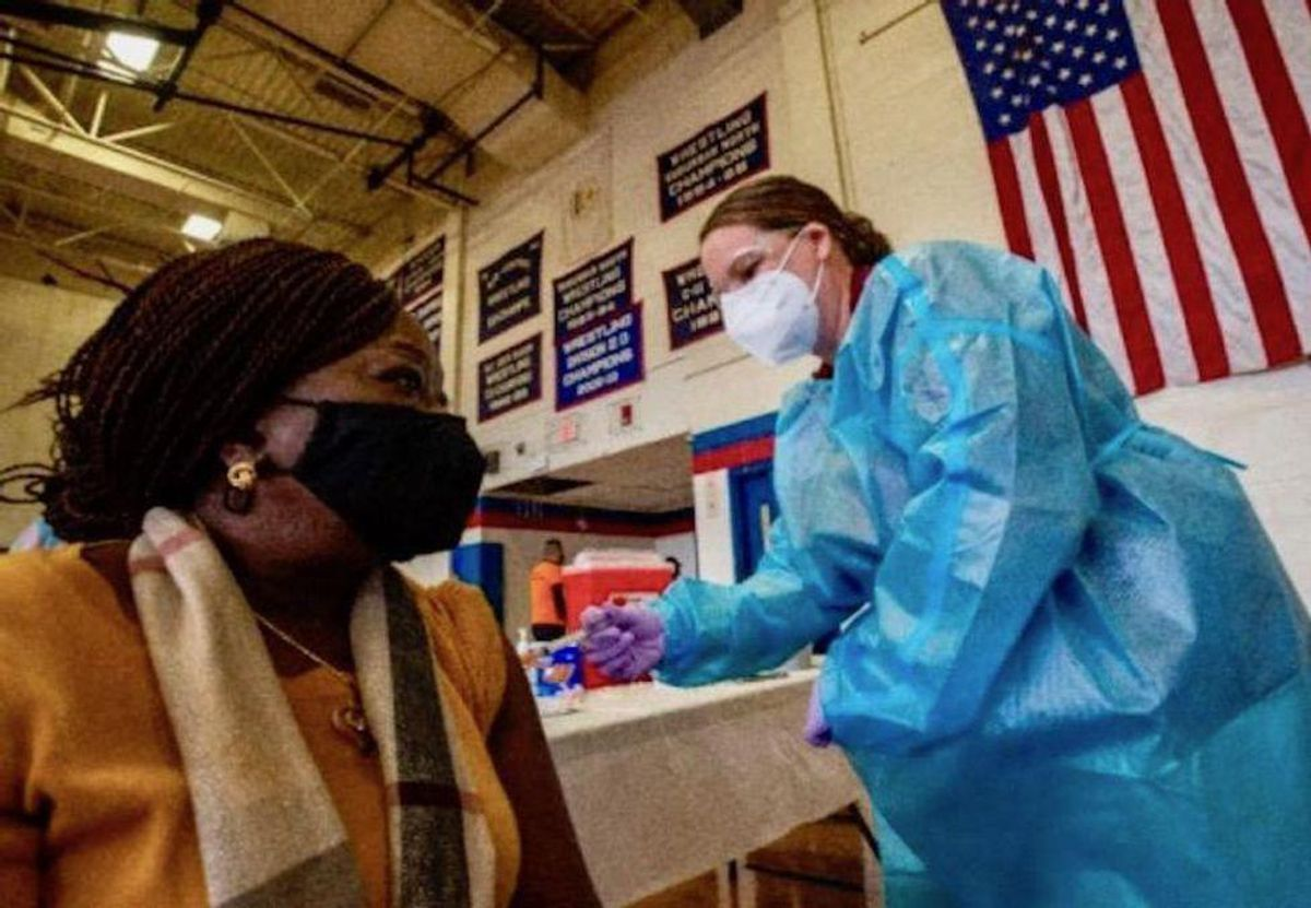 'Just horrific': Pandemic fuels steepest decline in US life expectancy since WWII