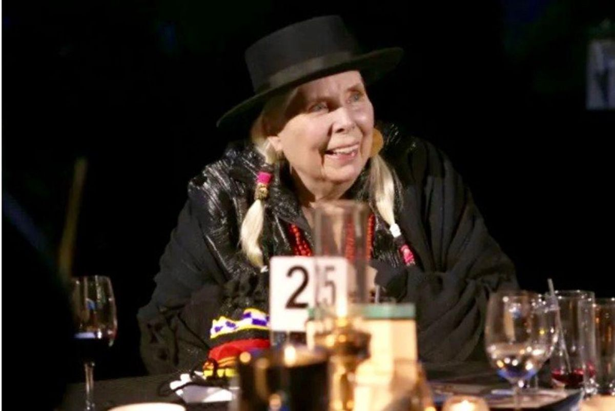 Joni Mitchell, Bette Midler among Kennedy Center honorees