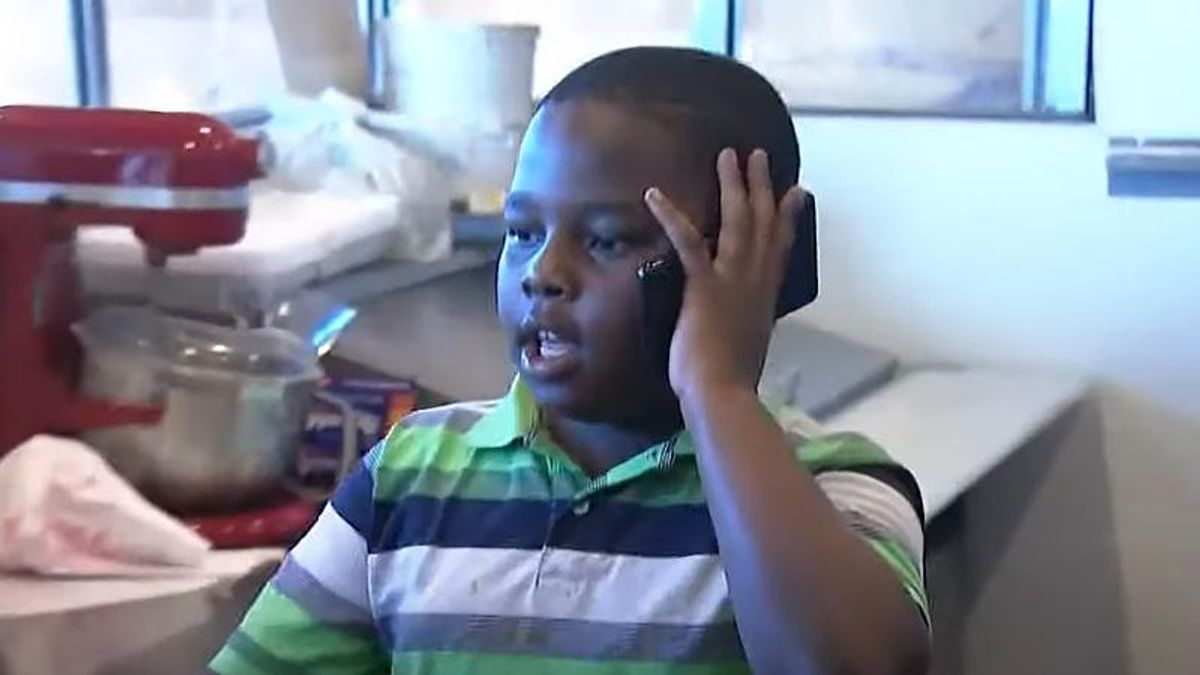 A racist caller attacked a 9-year-old Black boy with slurs — now locals are rallying around his dad's restaurant