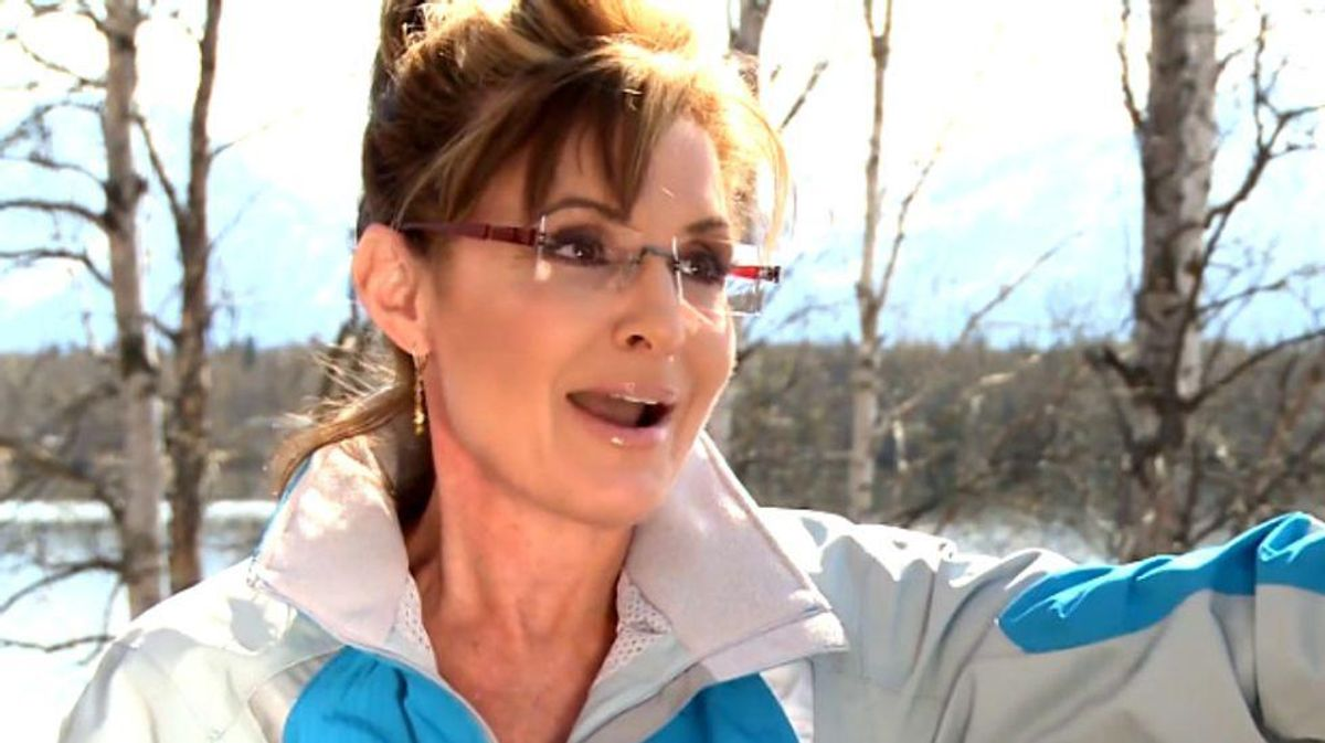 Sarah Palin is open to a possible US Senate run — but only 'if God wants me to do it'