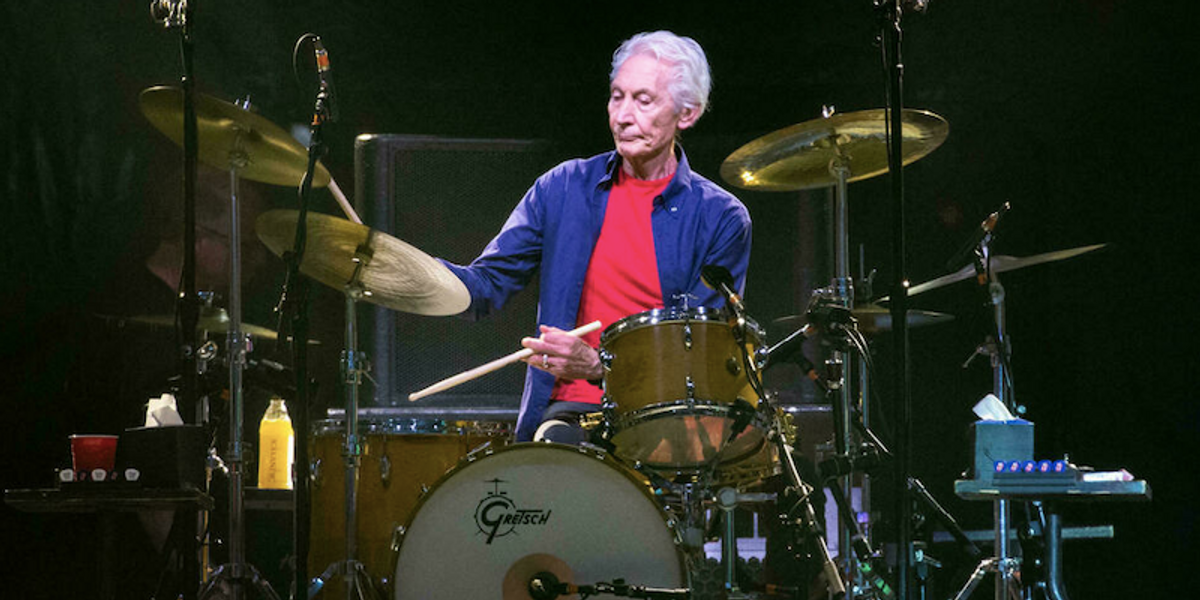 Charlie Watts to miss Rolling Stones' US tour