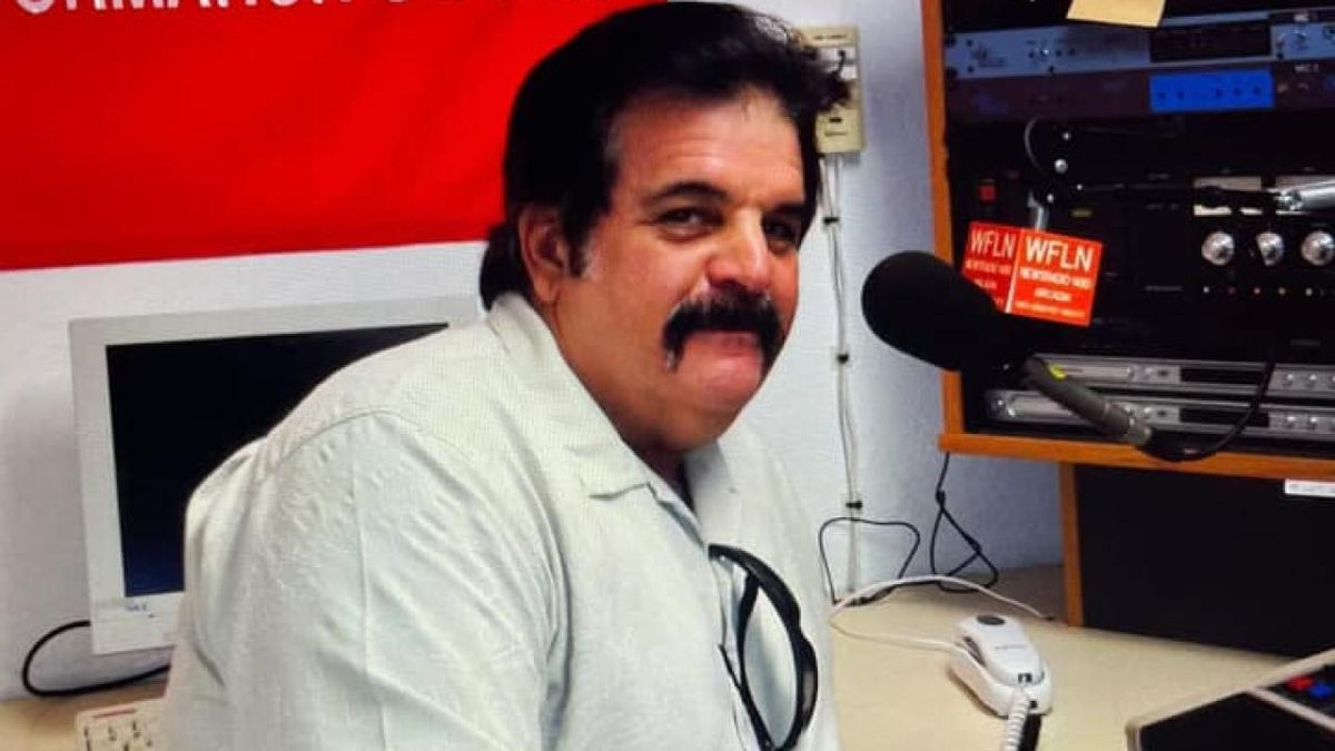 Right-wing shock jock dies from COVID-19 weeks after he called vaccines 'poison'