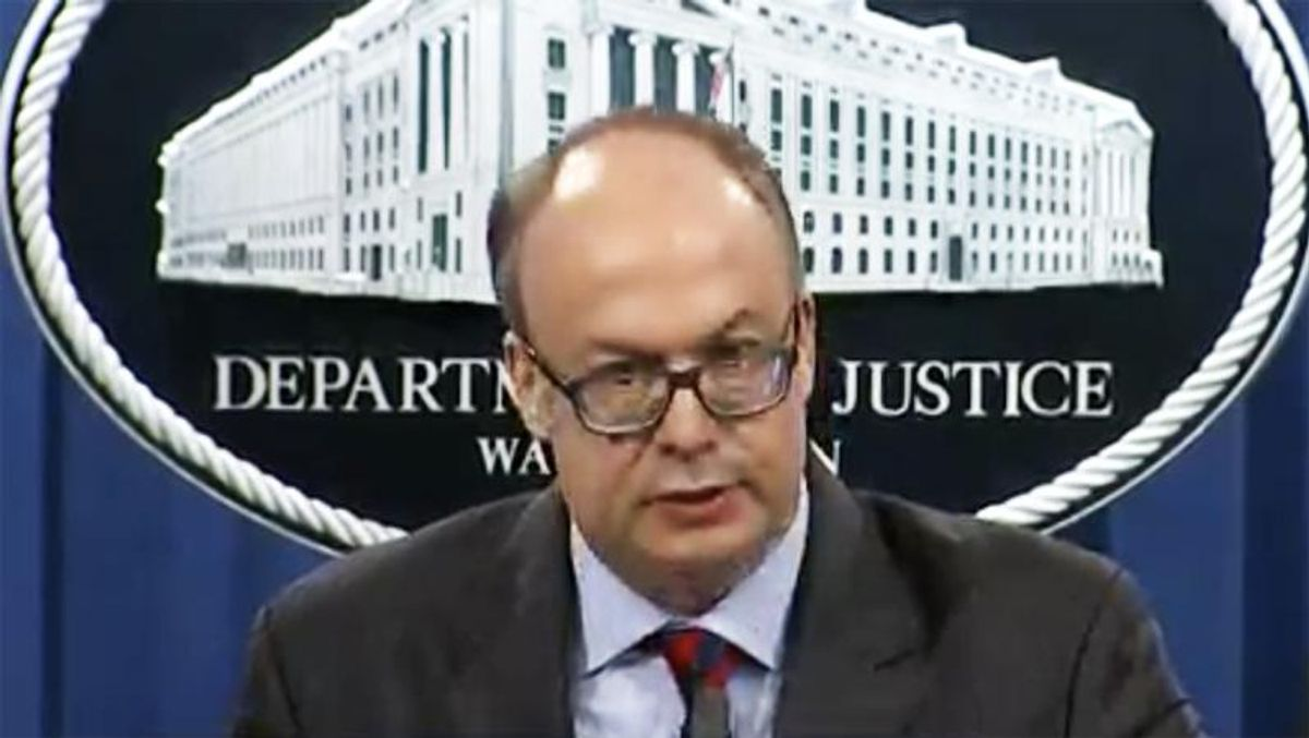 Trump DOJ official Jeffrey Clark can expect to be indicted for criminal conspiracy: legal expert