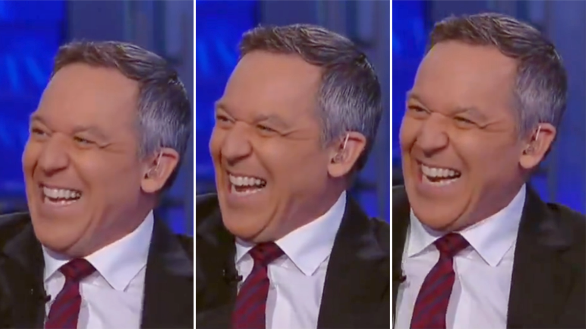 WATCH: Fox News host cackles after disparaging MSNBC's Mika Brzezinski as 'that dumb broad'