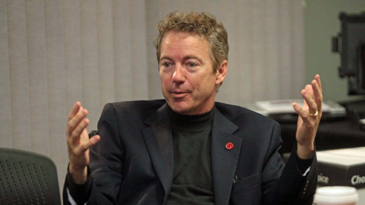 'It's going to cost us lives': Rand Paul's possible Dem opponent levels his calls to 'resist' public health rules