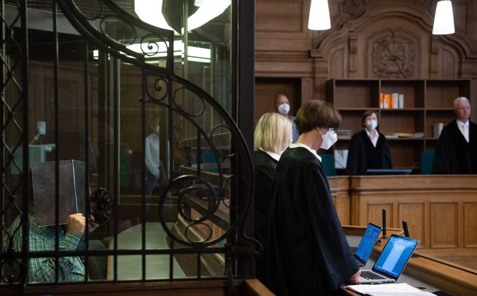 Teacher goes on trial in Berlin for 'sado-cannibalism'