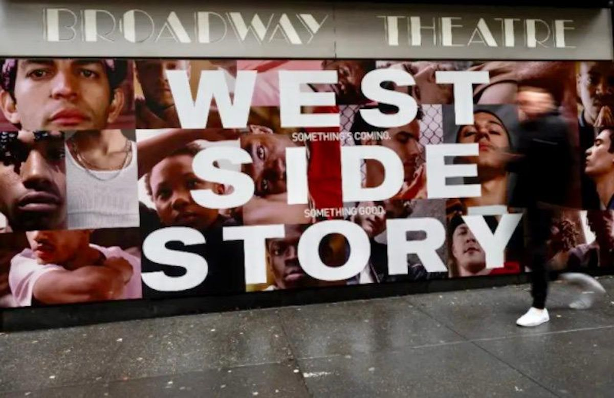 Final curtain for musical 'West Side Story' on Broadway