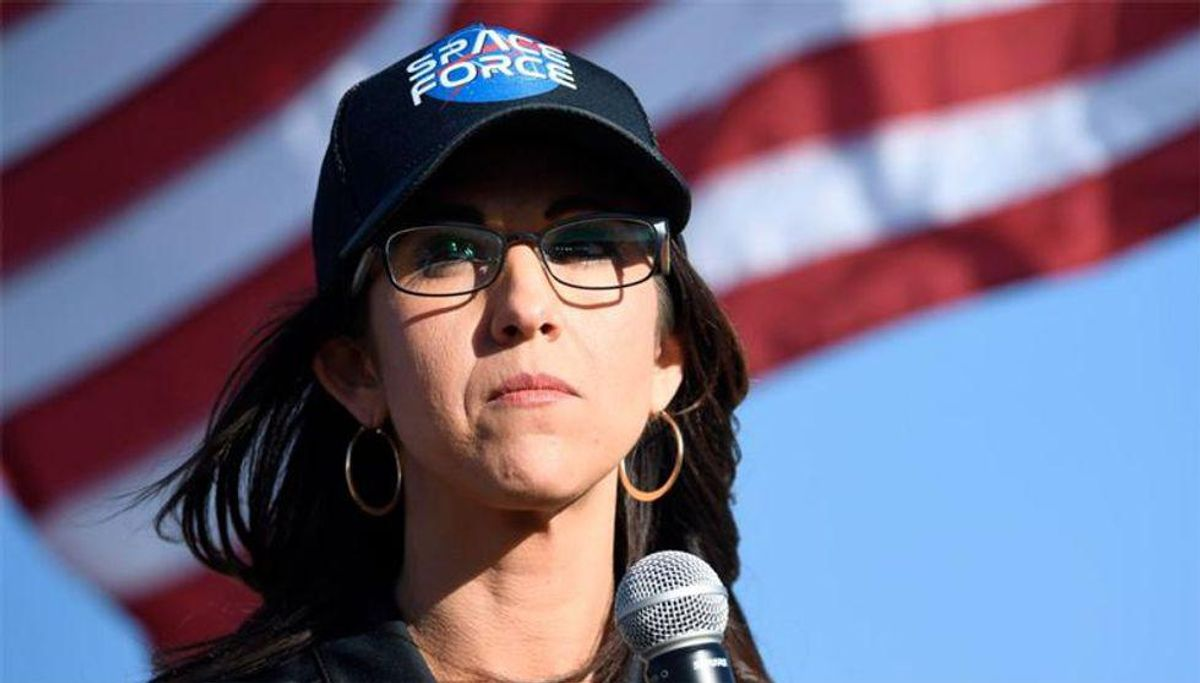 Lauren Boebert's midnight run: Capitol tour happened after she attended 'Stop the Steal' rally